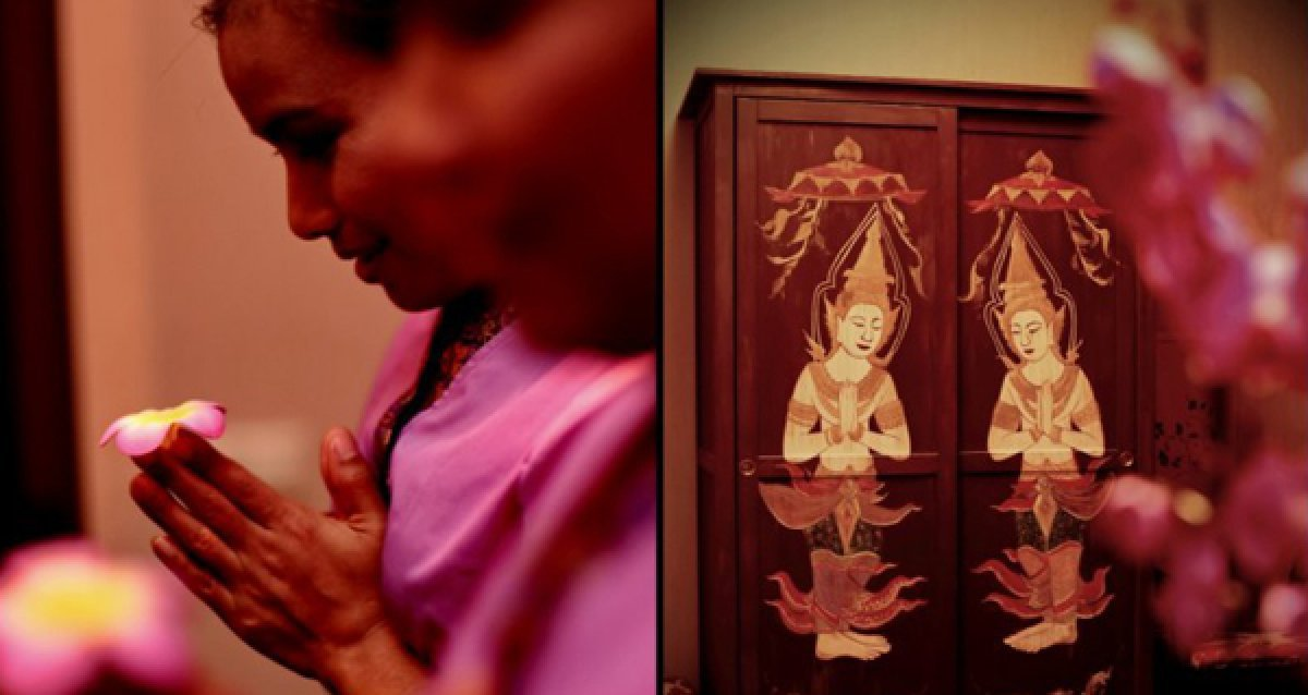-41% в салоне массажа и SPA Thai Seasons