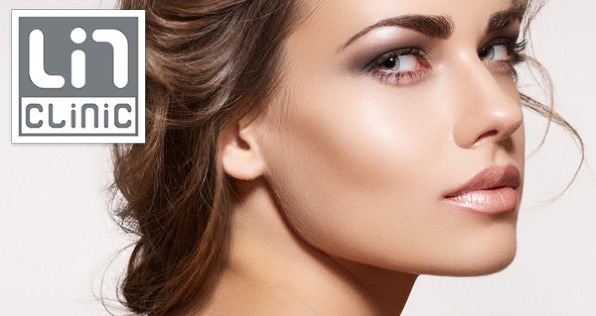 -80% на косметологию в «ЛинКлиник»