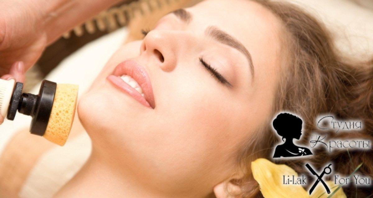 -62% на косметологию и депиляцию в салоне Li-Lak