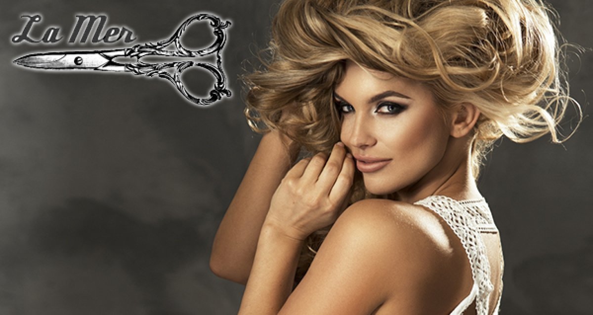 -70% на услуги для волос в салоне La Mer
