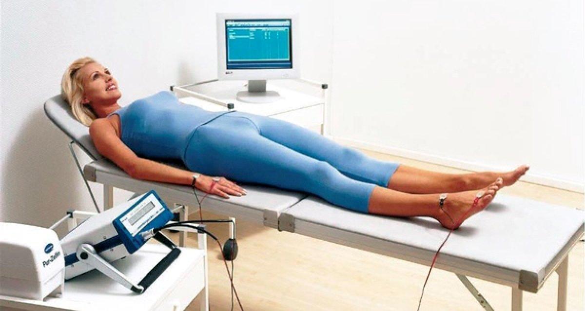 -100% на биоимпедансный анализ состава тела