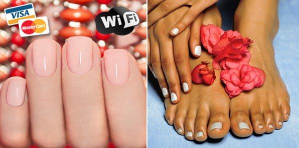 -85% на ногтевой сервис в сети салонов «МаЛи»