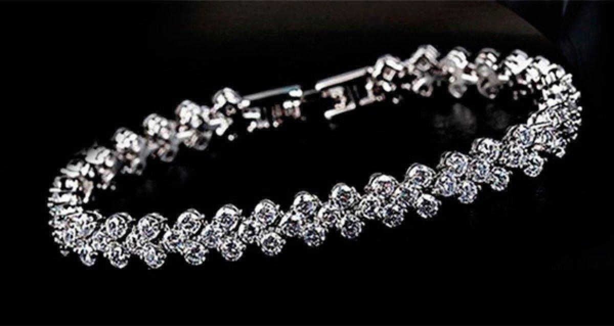 -71% на роскошный серебряный браслет