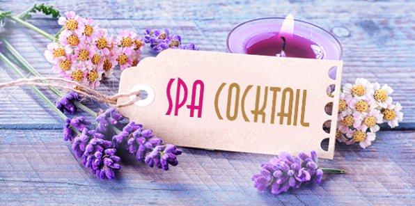 -55% на SPA-девичники, массаж в SPA COCKTAIL