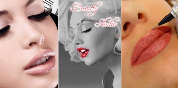 -85% на перманентный макияж