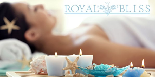 -70% от салона ROYAL BLISS Massage and SPA