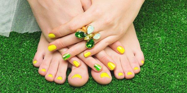 -80% на услуги для ногтей в салоне «На Пионерской»