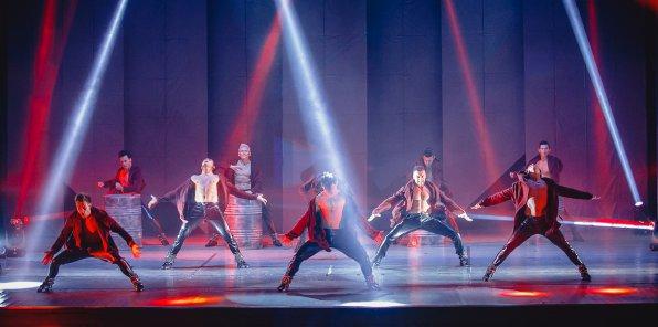 -50% на билеты Flexxballet 3D-шоу Revolution