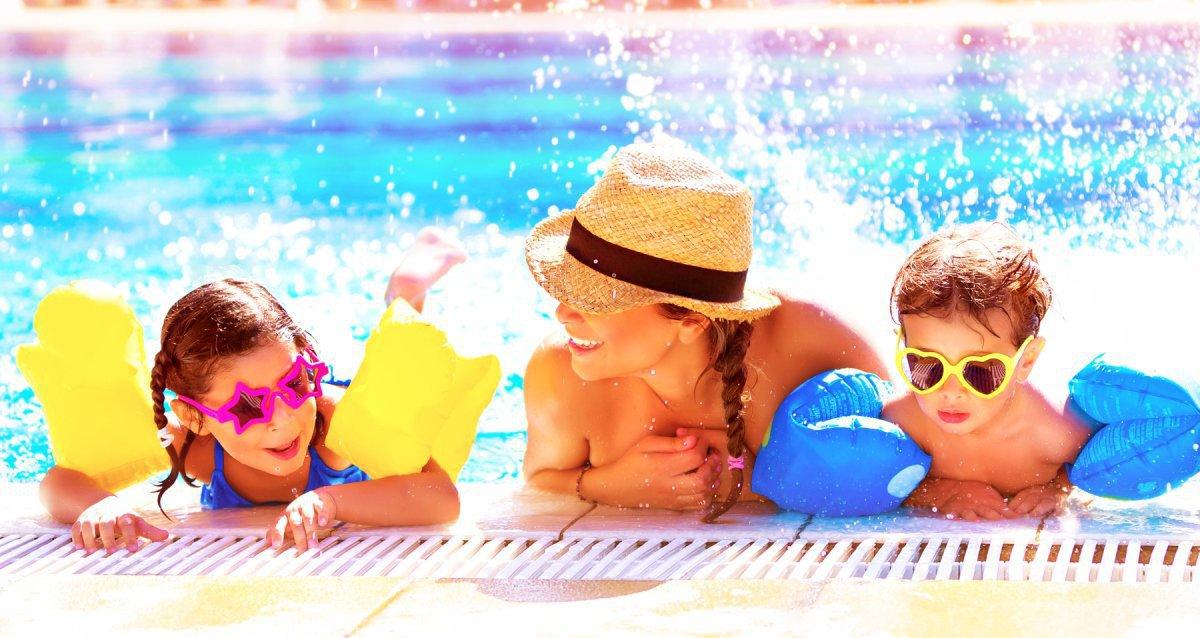 -27% на посещение аквапарка «Мореон»