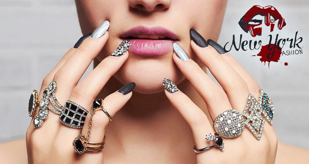 -80% на услуги для ногтей в салоне на Тверской