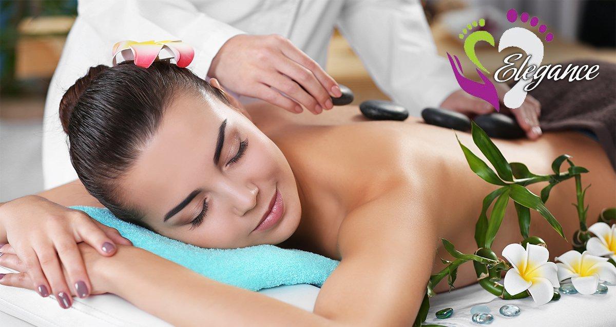 -60% на массаж и SPA-программы в центре ELEGANCE