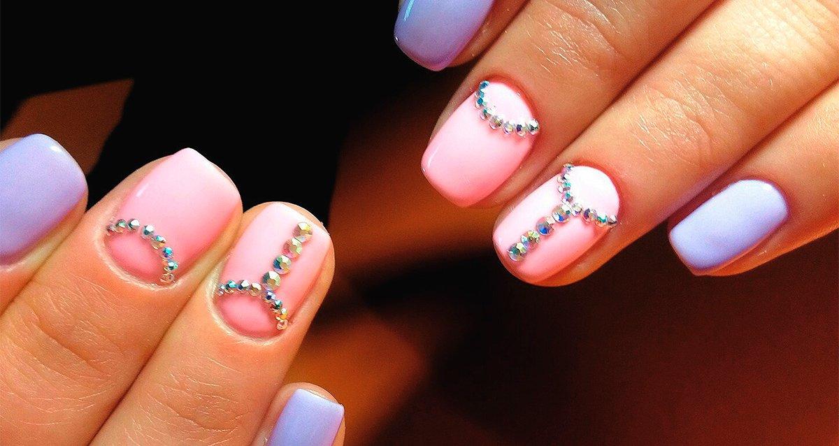 -74% на ногтевой сервис в салоне «Надежда»