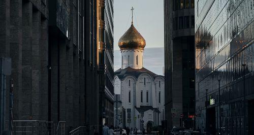 Красивые места в Москве для прогулки
