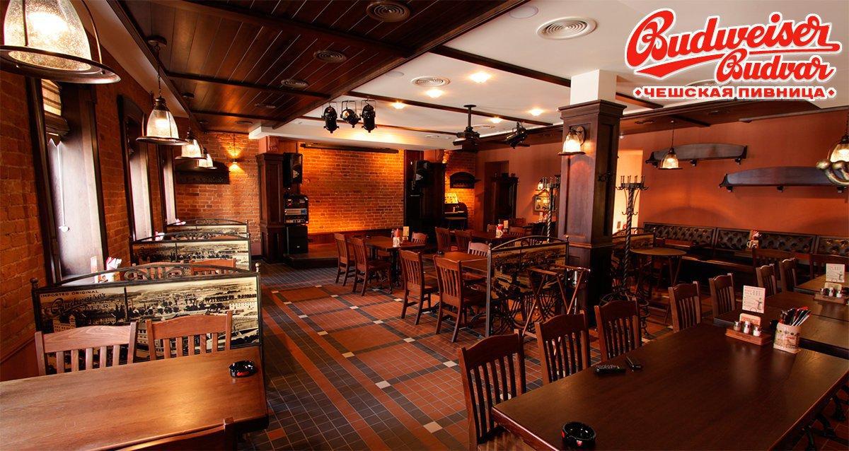 -50% в чешском ресторане Budweiser Budvar