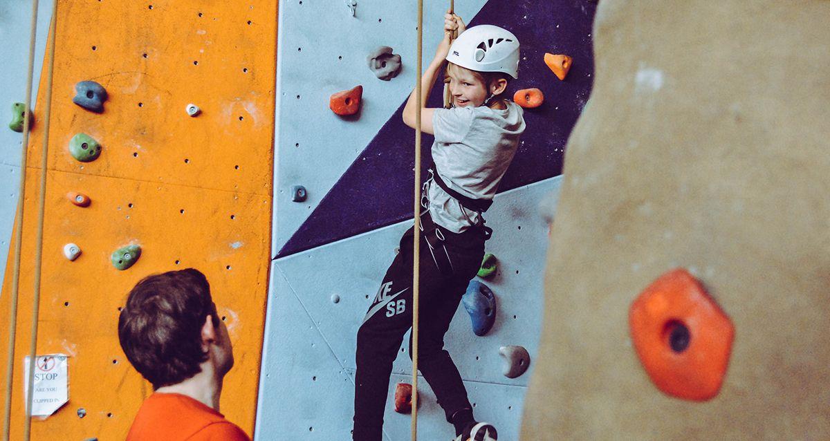 Скалодромы Москвы