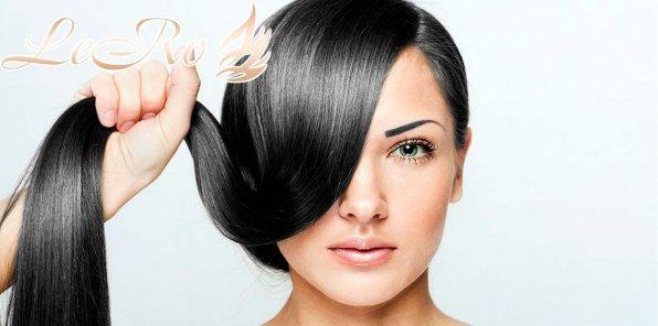 -86% на услуги для волос в салоне красоты LeRo