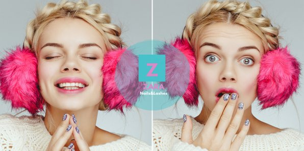 -89% на ногтевой сервис в студии красоты ZARA Nails&Lashes