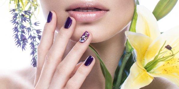 -50% на ногтевой сервис в салоне «Оазис»
