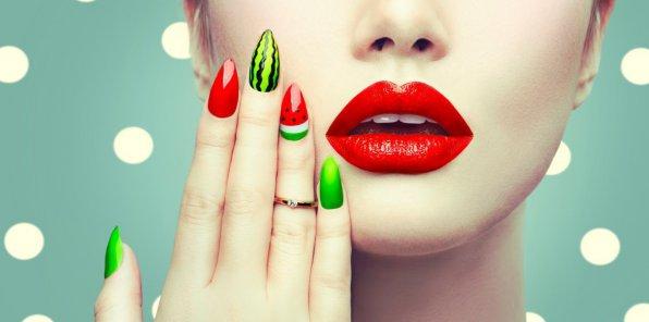 -70% от ногтевой студии «Виктория»