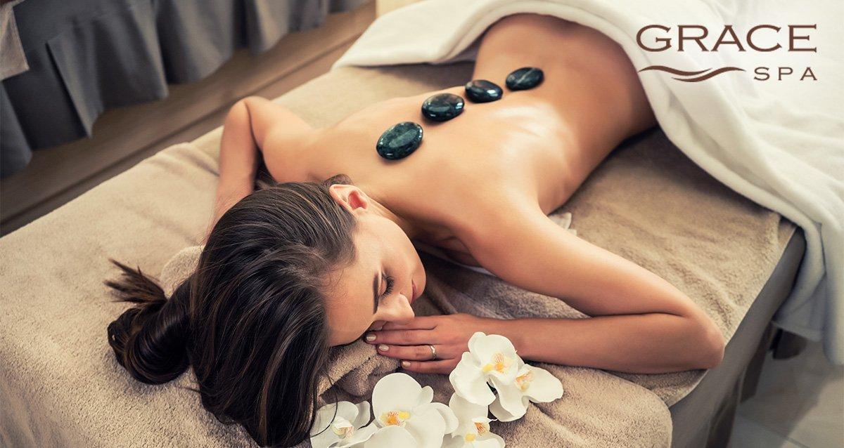 -60% на массаж и SPA-программы в GraceSPA