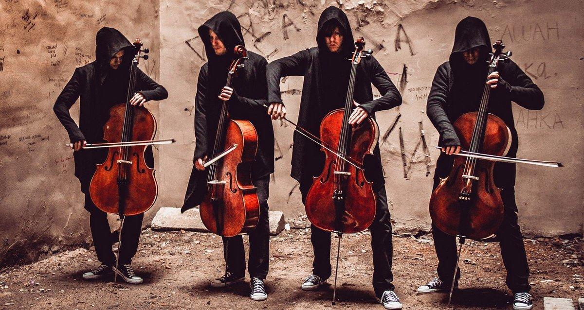 -30% концерт «Мировые рок-хиты на виолончелях»