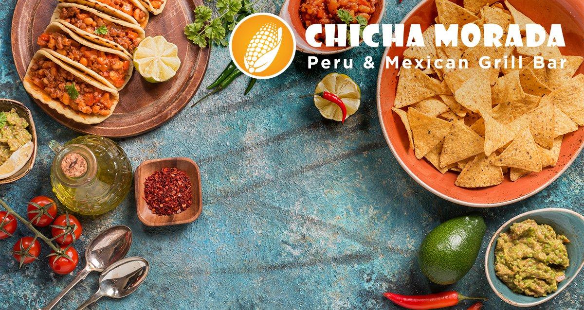 -30% на меню в ресторане CHICHA MORADA