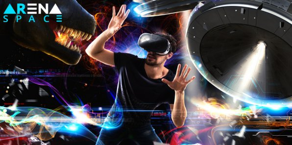 Cеть парков виртуальных развлечений ARena Space
