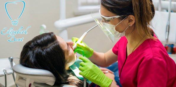 -69% на стоматологию в 3-х центрах «Элизабет Дент»