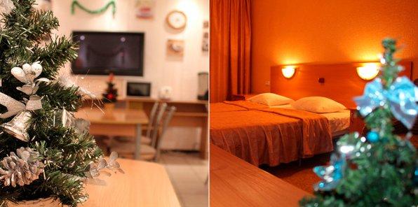 -49% на проживание в отеле «Звездный»