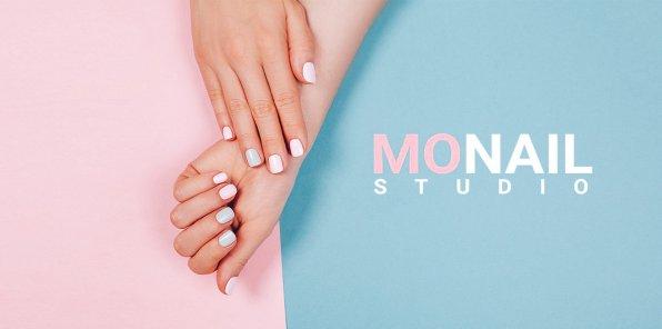 -70% от студии маникюра Monail Studio