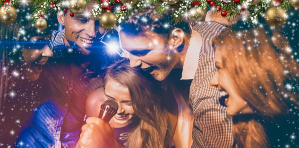 -10% на новогоднюю ночь в караоке-клубе «Соло»