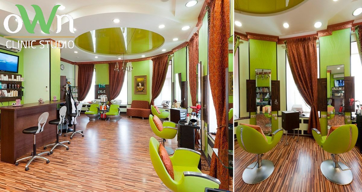 До -83% на услуги для волос на Курской
