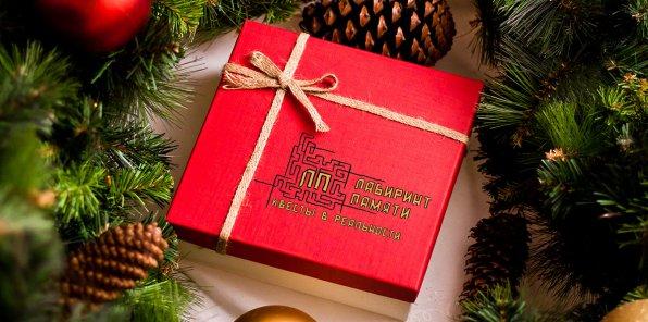 -50% на подарочные сертификаты на квесты