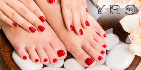 До -77% на ногтевой сервис в салоне YES