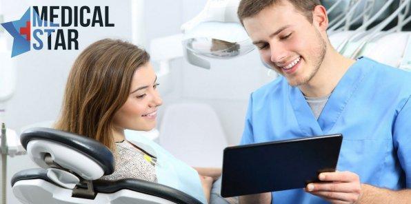 До -80% на стоматологию в центре Medical Star