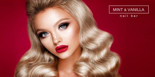 До -90% на парикмахерские услуги в салоне Mint&Vanila