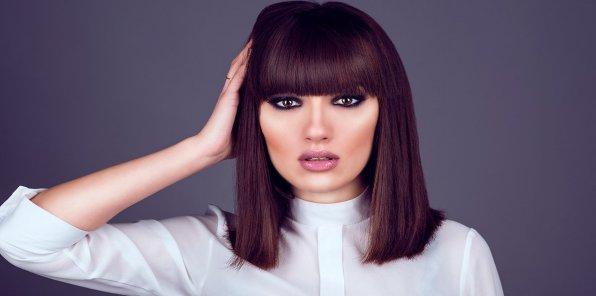 До -80% на закрашивание седины в салоне Luxe Hair