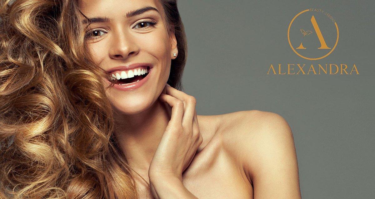 До -65% на услуги для волос салона «Александра»
