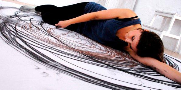 Скидка 47% на арт-терапию для женщин