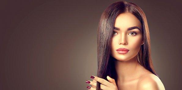 Скидки до 80% на окрашивание волос в салоне Luxe Hair