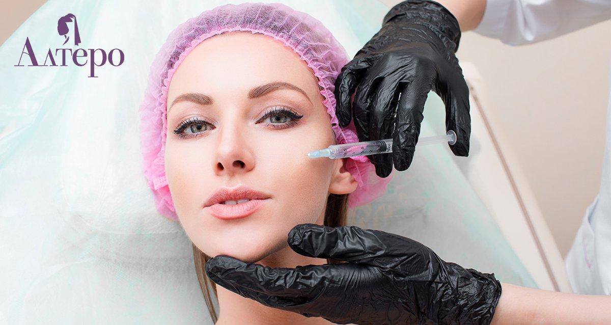 Скидки до 65% на инъекционную косметологию