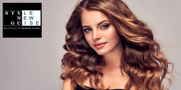 Скидки до 80% на услуги для волос в BeautyHall By Andrew Styngu