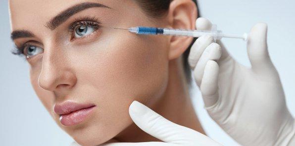Скидки до 80% на чистки и инъекционную косметологию