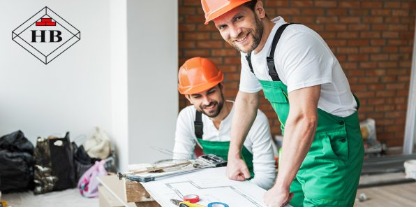 Скидки до 50% на ремонт квартир и строительство