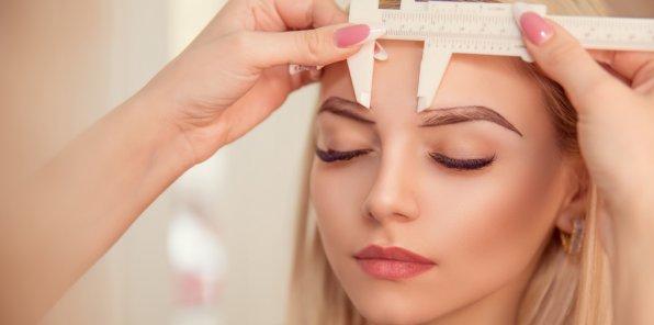 Скидки до 80% на перманентный макияж в студии красоты «МАК»