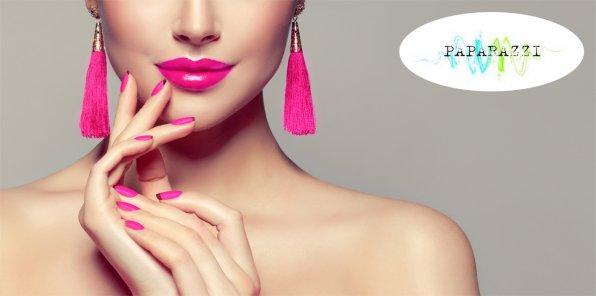 Скидки до 76% на ногтевой сервис в салоне Paparazzi