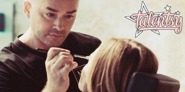 Скидка 50% на онлайн-курс «Основы макияжа»