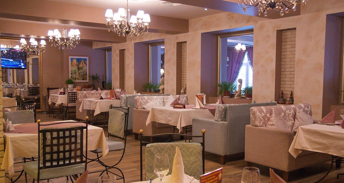 Скидка 40% на меню в ресторане «Сущевский Двор»