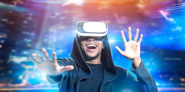 Скидка 55% от клуба виртуальной реальности VR-GO