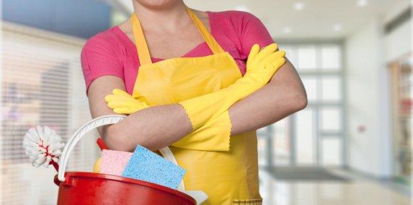 Скидки до 61% на уборку от компании CleaningDom